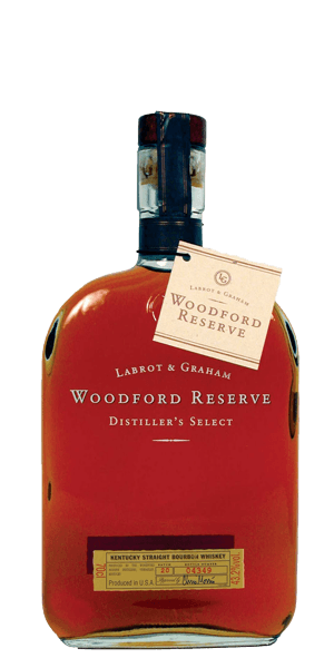 Woodford Reserve Distiller's Select Kentucky Straight Bourbon Whiskey (700ml)