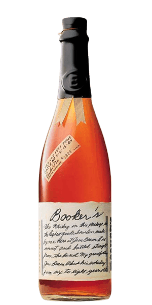 Booker's Kentucky Straight Bourbon (63.25%)