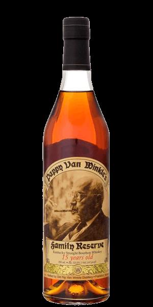 Pappy Van Winkle's Family Reserve Bourbon 15 YO