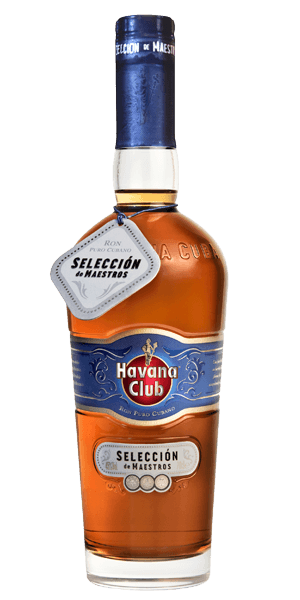 Havana Club Selección De Maestros Rum