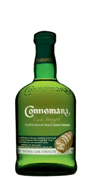 Connemara Peated Cask Strength