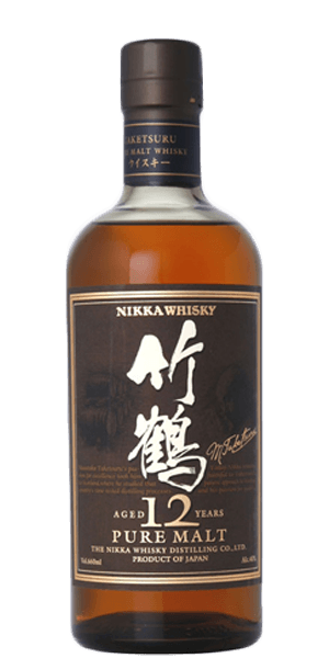 Nikka Taketsuru 12 Year Old Pure Malt