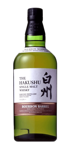 Hakushu Bourbon Barrel Whisky