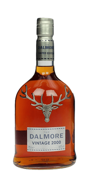 The Dalmore Vintage 2000