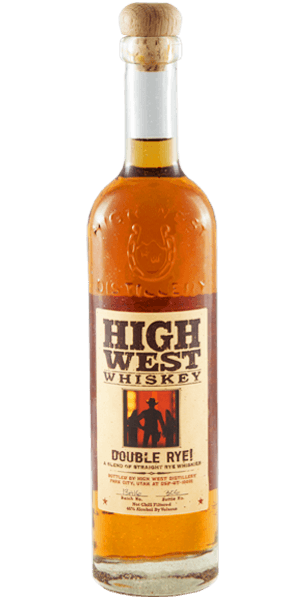 High West Distillery Double Rye
