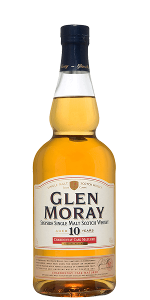 Glen Moray 10 Year Old Chardonnay