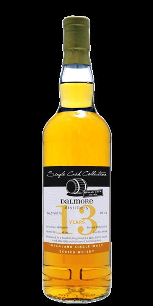 The Dalmore 2000 13YO Willi Opitz Homok Finish