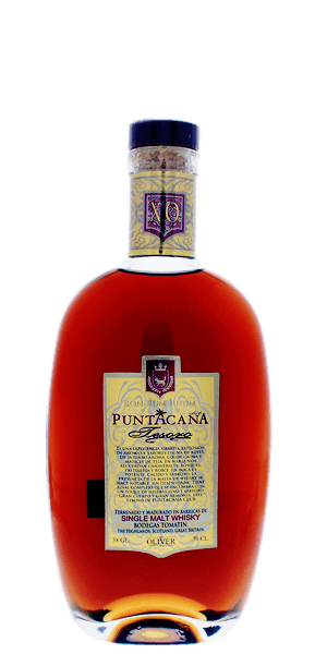 Puntacana Tesoro 15YO Malt Whisky Finish
