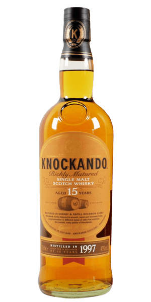 Knockando Richly Matured 15YO 1997