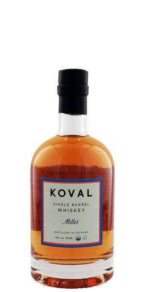 Koval Single Barrel Millet Whiskey