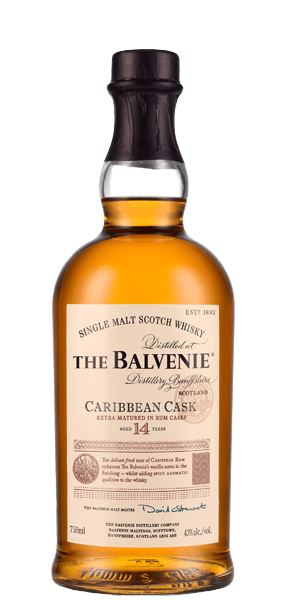 The Balvenie 14 Year Old Caribbean Cask