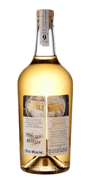 Double Barrel Caol Ila & Braeval