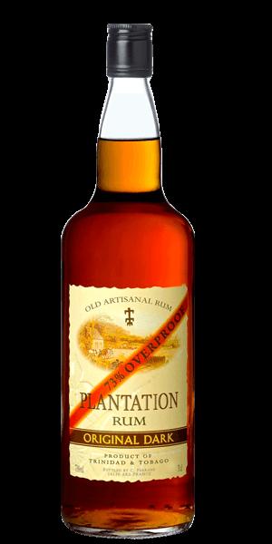 Plantation Rum Dark Overproof