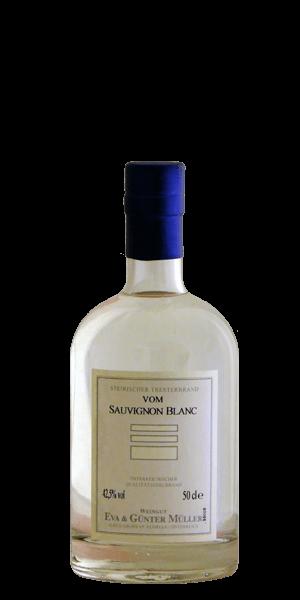 Muller Tresterbrand vom Sauvignon Blanc