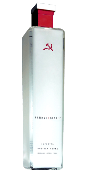 Hammer & Sickle Vodka