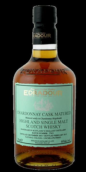 Edradour 2003 Chardonnay