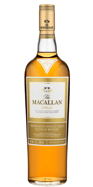 The Macallan 1824 Gold