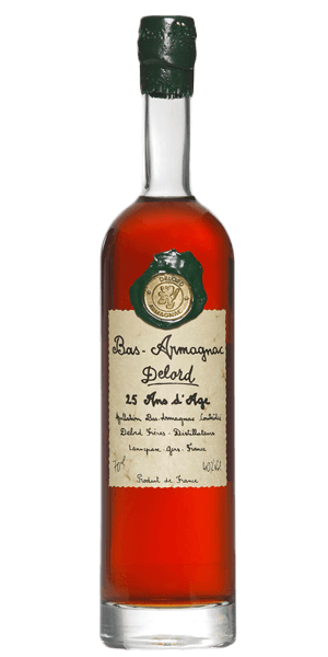 Delord Bas Armagnac 25 Year Old