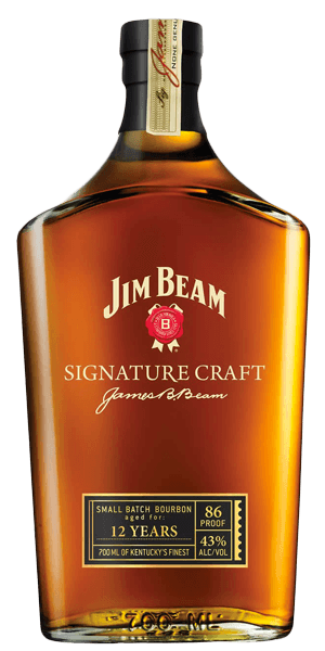 Jim Beam Signature Craft 12 YO