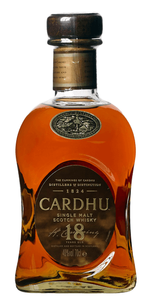 Cardhu 18 Years Old