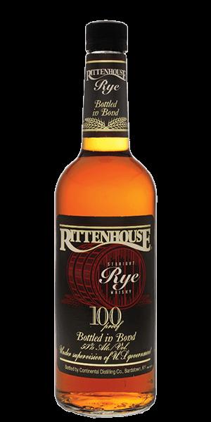 Rittenhouse Straight Rye 100 Proof