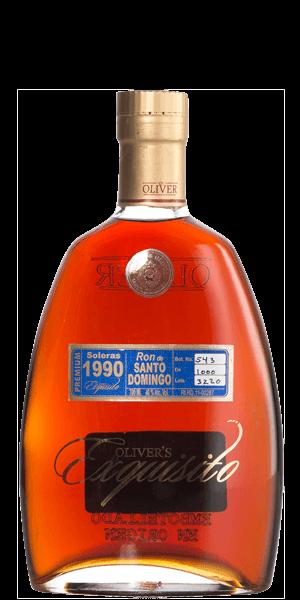 Oliver's Exquisito Soleras 1990