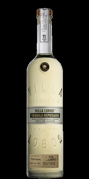 Villa Lobos Reposado Tequila