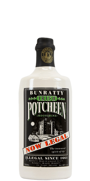 Bunratty Winery Irish Potcheen