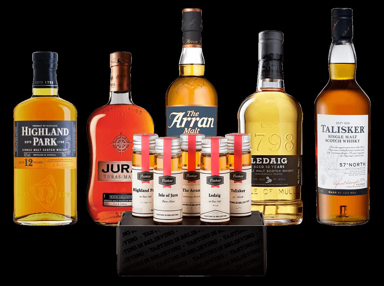 Scotch & The Islands