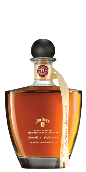 Jim Beam Distillers Masterpiece Sherry Cask Finished Bourbon