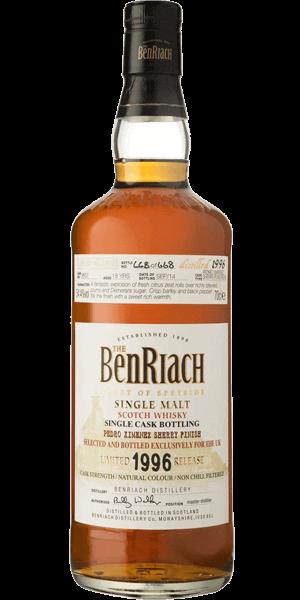 BenRiach Excl. Cask 1996