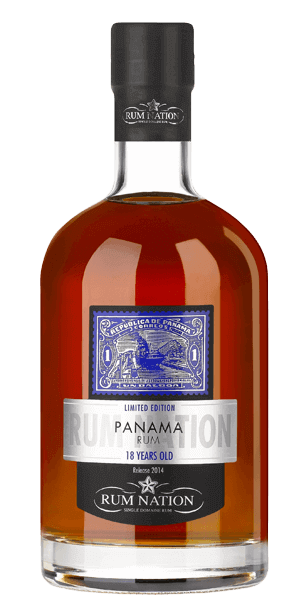 Rum Nation Panama 18 YO