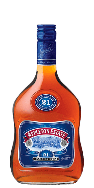 Appleton Estate Rum 21 Year Old