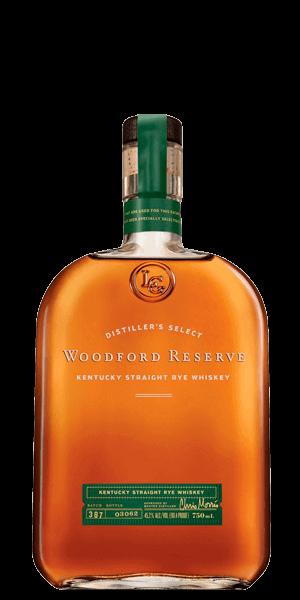 Woodford Rye Whiskey
