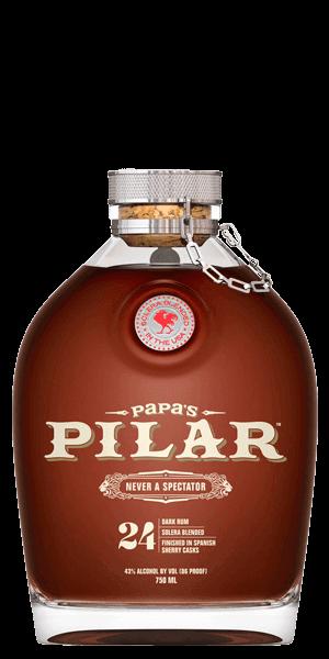Papa's Pilar Rum Dark