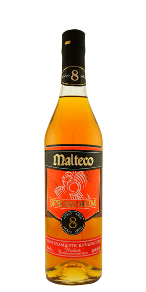 Ron Malteco Spices and Rum 8 Year Old
