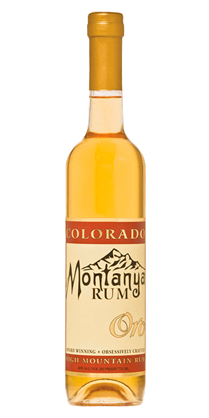 Montanya Oro Dark Colorado Rum