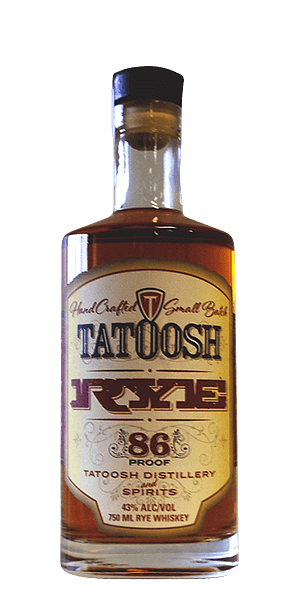 Tatoosh Rye Whiskey