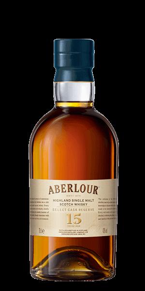 Aberlour 15 YO Select Cask Reserve
