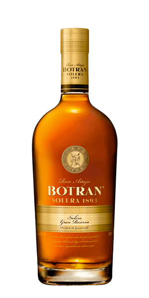 Ron Botran 18 Year Old Solera 1893