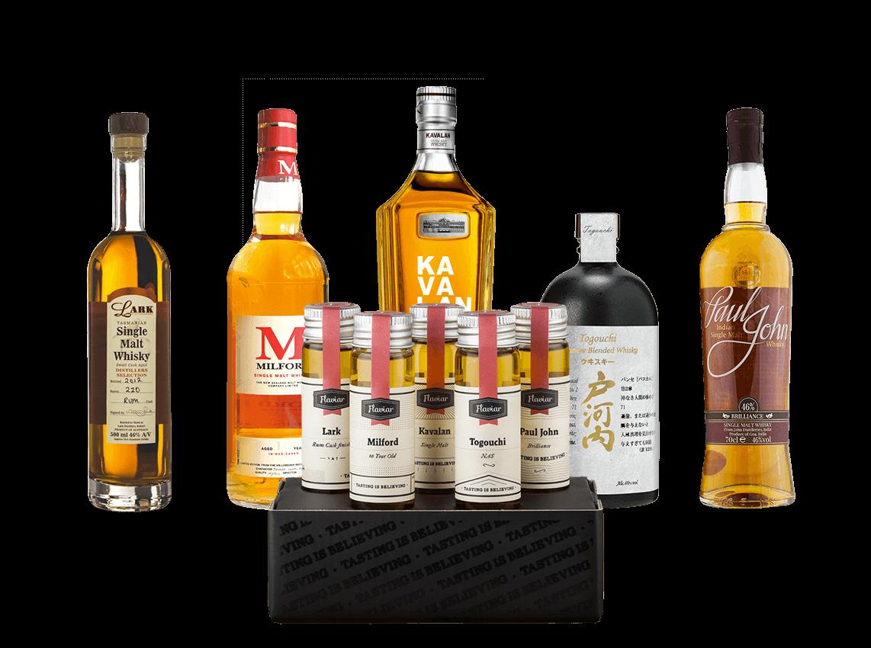 Asia & Oceania Whisky