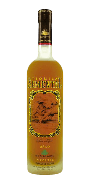 Semental Tequila Anejo