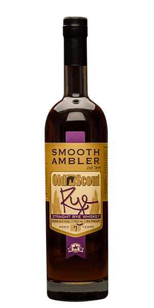 Smooth Ambler Old Scout 7 YO Rye