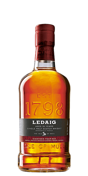 Ledaig 18 Year Old Sherry Cask