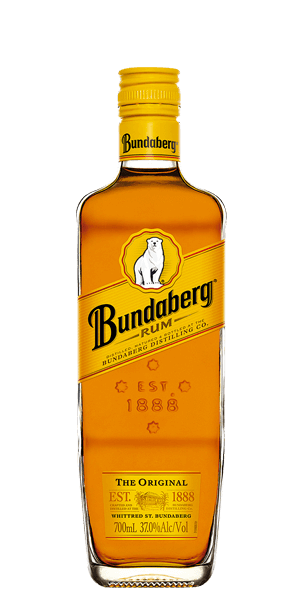 Bundaberg Original Gold Rum