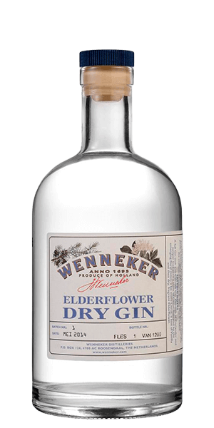 Wenneker Elderflower Dry Gin