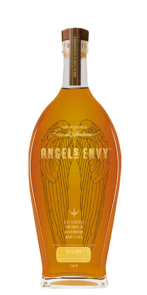 Angel's Envy Rye Whiskey Rum Barrel Finish