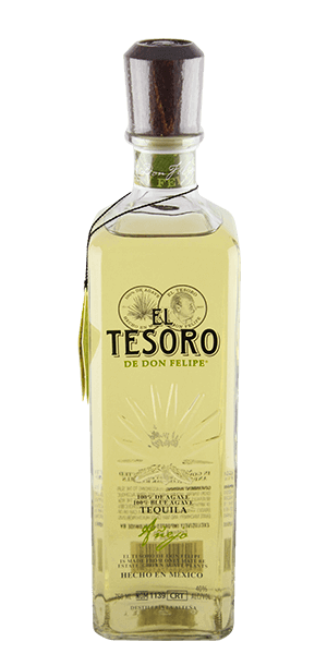 El Tesoro de Don Felipe Añejo Tequila