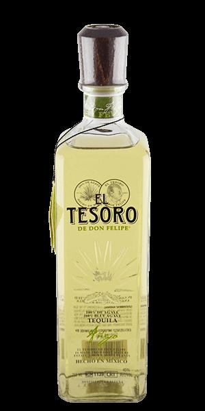 El Tesoro de Don Felipe Tequila Anejo