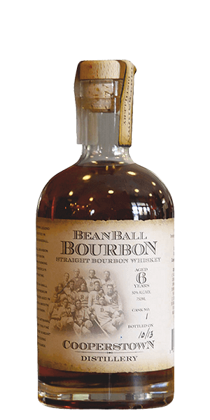 Cooperstown Distillery Bean Ball Bourbon